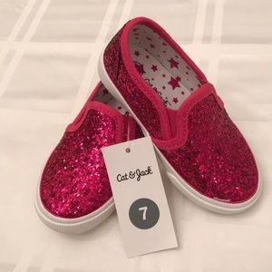 "NWT Cat & Jack ""Madigan"" slip-on sneakers"
